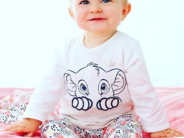Collection vêtement bébé