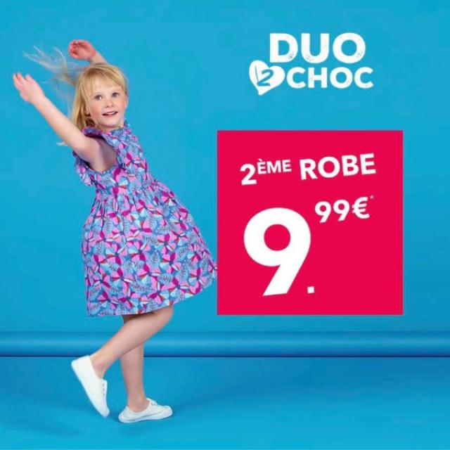 Duo 2 choc