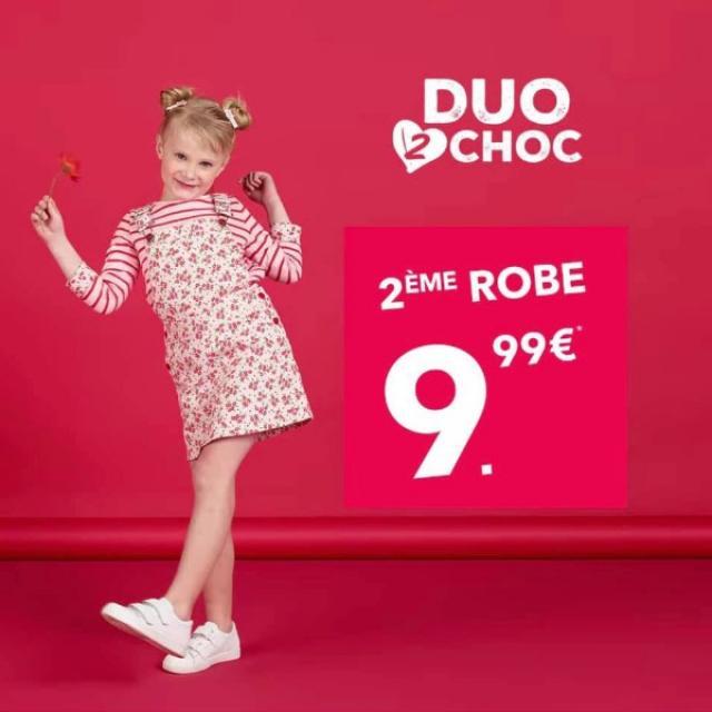 Duo - 2- choc